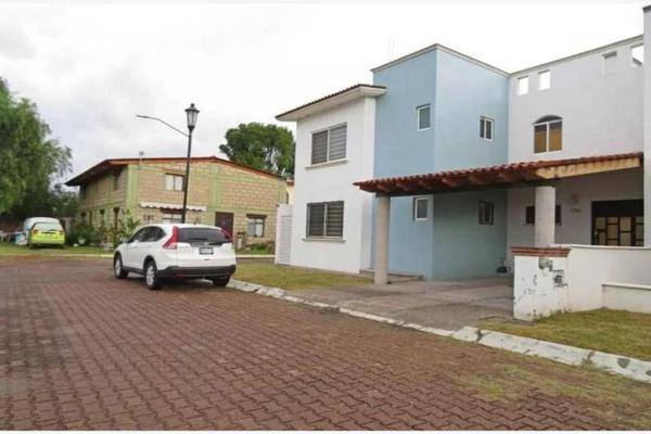 Foto de casa en venta en pueblito , el pueblito, corregidora, querétaro, 7250949 No. 01