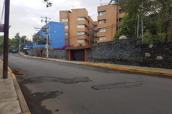 Foto de terreno habitacional en venta en  , pueblo de san pablo tepetlapa, coyoacán, df / cdmx, 8318423 No. 01