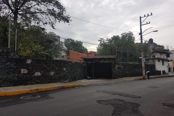 Foto de terreno habitacional en venta en  , pueblo de san pablo tepetlapa, coyoacán, df / cdmx, 8318423 No. 02