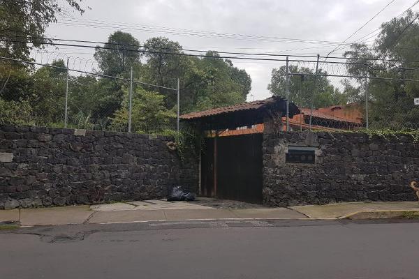 Foto de terreno habitacional en venta en  , pueblo de san pablo tepetlapa, coyoacán, df / cdmx, 8318423 No. 03