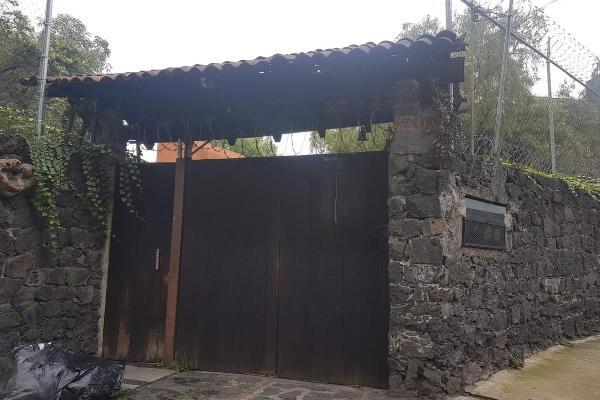 Foto de terreno habitacional en venta en  , pueblo de san pablo tepetlapa, coyoacán, df / cdmx, 8318423 No. 04