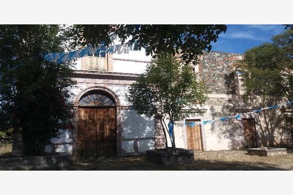 Foto de terreno habitacional en venta en pueblo minero , minera, guanajuato, guanajuato, 0 No. 01
