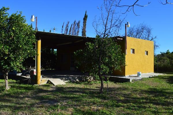Foto de rancho en venta en  , pueblo nuevo, cadereyta jiménez, nuevo león, 5371347 No. 01