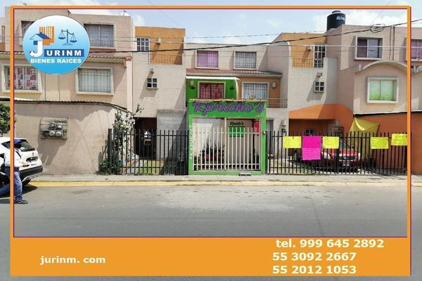 Foto de casa en renta en  , pueblo nuevo, chalco, méxico, 19940680 No. 01