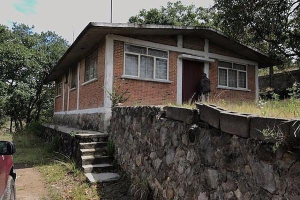 Foto de terreno habitacional en venta en pueblo san francisco magú , san francisco magu, nicolás romero, méxico, 5855362 No. 01