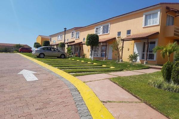 Foto de casa en venta en  , pueblo viejo, temixco, morelos, 4237168 No. 01