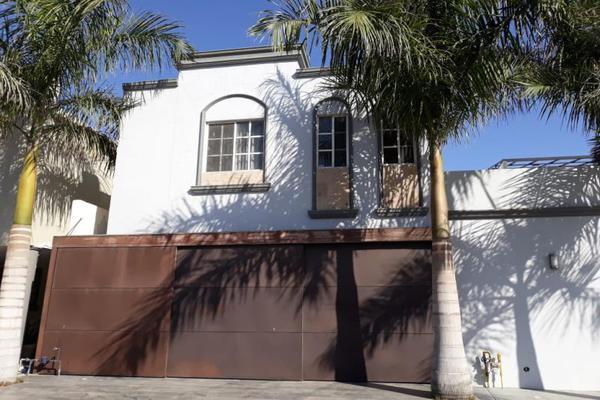 Foto de casa en venta en puerta de anahuac 148, puerta de anáhuac, general escobedo, nuevo león, 19432230 No. 01