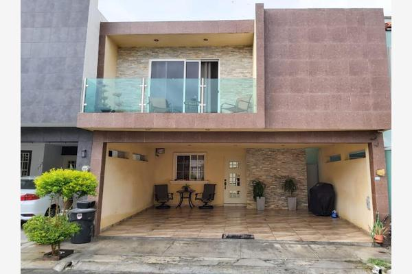 Foto de casa en venta en puerta de anahuac 541, puerta de anáhuac, general escobedo, nuevo león, 19254363 No. 01