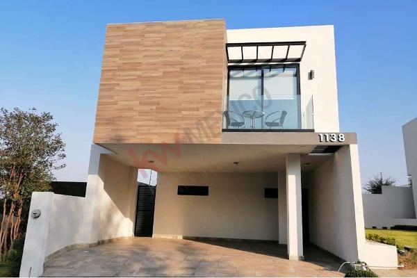 Foto de casa en venta en  , puerta de hierro cumbres, monterrey, nuevo león, 9938025 No. 01