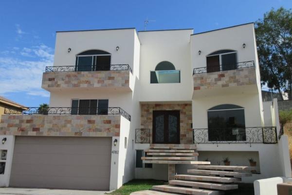 Foto de casa en renta en  , puerta de hierro, tijuana, baja california, 8901763 No. 01