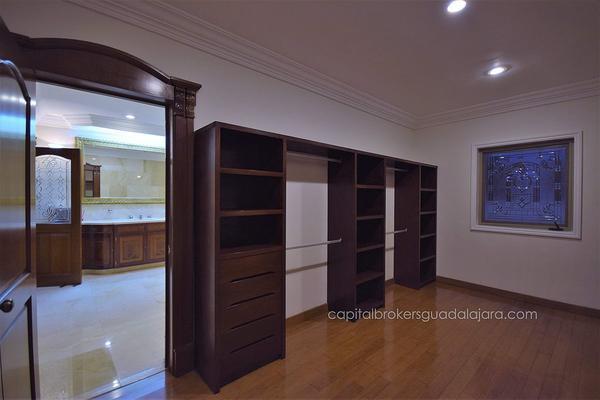 Foto de casa en venta en  , puerta de hierro, zapopan, jalisco, 5823703 No. 20