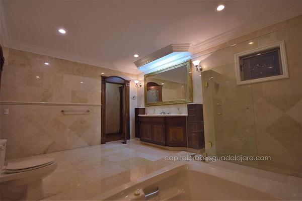 Foto de casa en venta en  , puerta de hierro, zapopan, jalisco, 5823703 No. 21