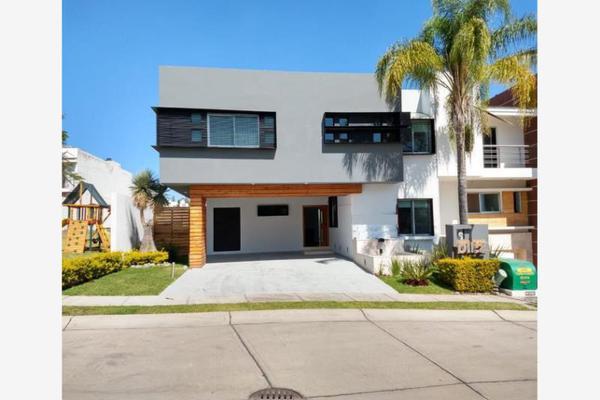 Foto de casa en venta en puerta del atardecer 10, puerta plata, zapopan, jalisco, 8658439 No. 01