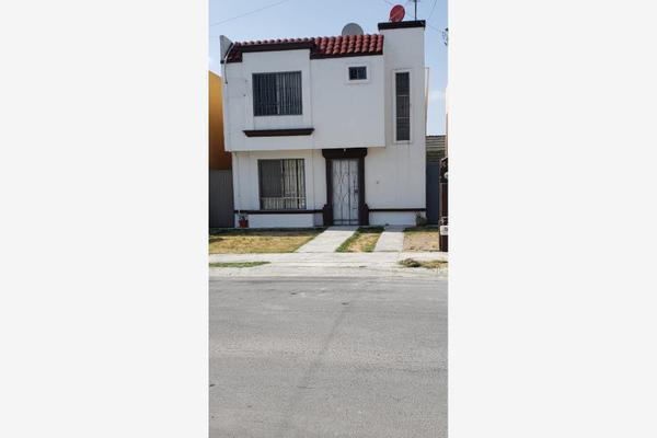 Foto de casa en renta en  , puerta del norte fraccionamiento residencial, general escobedo, nuevo león, 8700771 No. 01