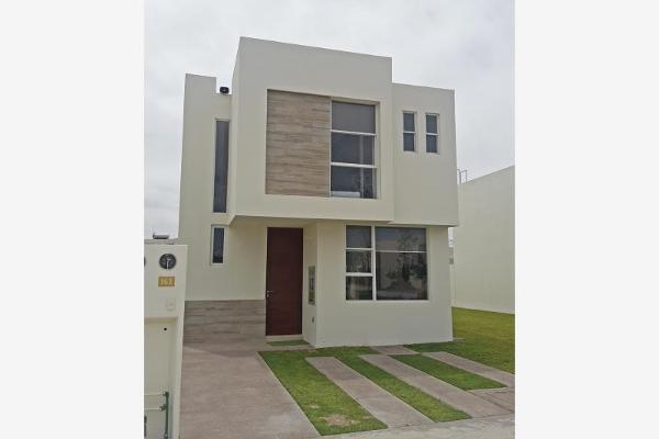 Foto de casa en venta en puerta natura 100 arrecife, el pueblito, san luis potosí, san luis potosí, 9143914 No. 01