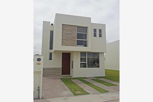 Foto de casa en venta en puerta natura 100 arrecife, puerta de piedra, san luis potosí, san luis potosí, 9143914 No. 01