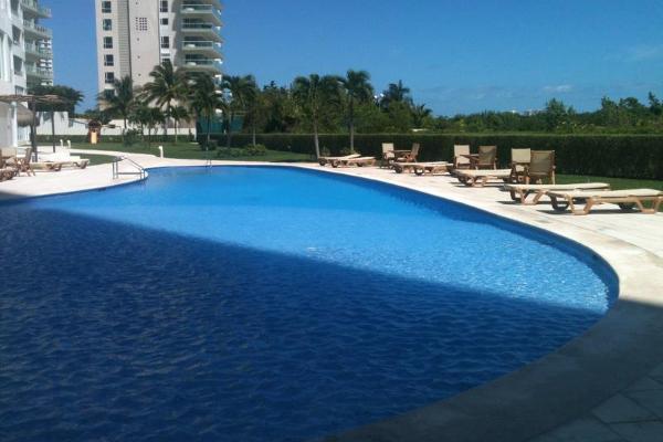 Foto de departamento en venta en puerto 011, región 84, benito juárez, quintana roo, 5837121 No. 03