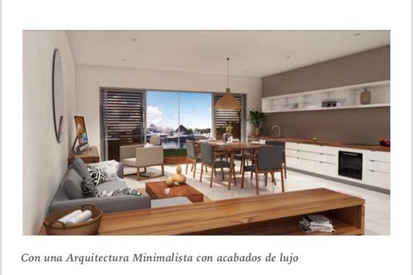 Foto de departamento en venta en  , puerto aventuras, solidaridad, quintana roo, 5381157 No. 01