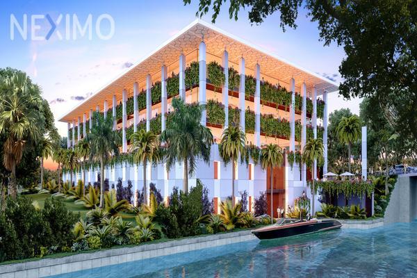 Foto de oficina en venta en puerto cancun 70, zona hotelera, benito juárez, quintana roo, 19962324 No. 01