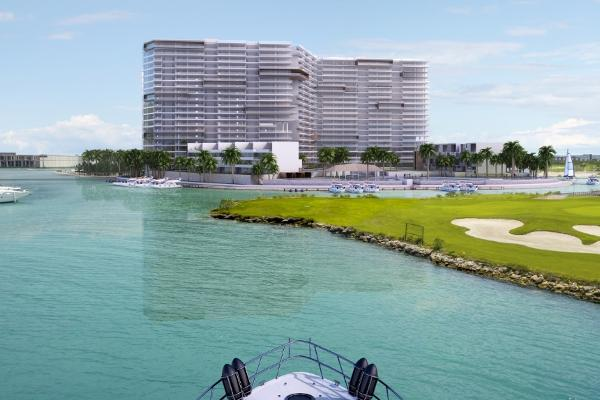 Foto de departamento en venta en puerto cancun f-1605-1606 t1 , supermanzana 5 centro, benito juárez, quintana roo, 6173715 No. 11