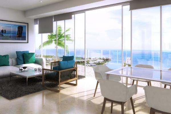 Foto de departamento en venta en puerto cancun zona hotelera t1-c4-203 , supermanzana 5 centro, benito juárez, quintana roo, 6152537 No. 01