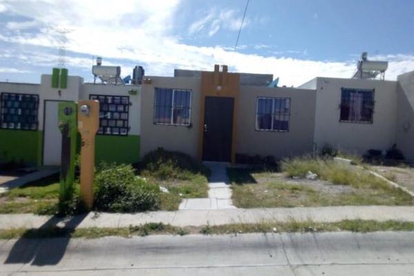 Foto de casa en venta en puerto de chiapas 119, el puertecito, aguascalientes, aguascalientes, 6168537 No. 01