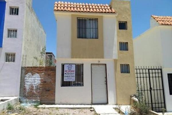 Foto de casa en venta en puerto juárez 114, el puertecito, aguascalientes, aguascalientes, 6168560 No. 01