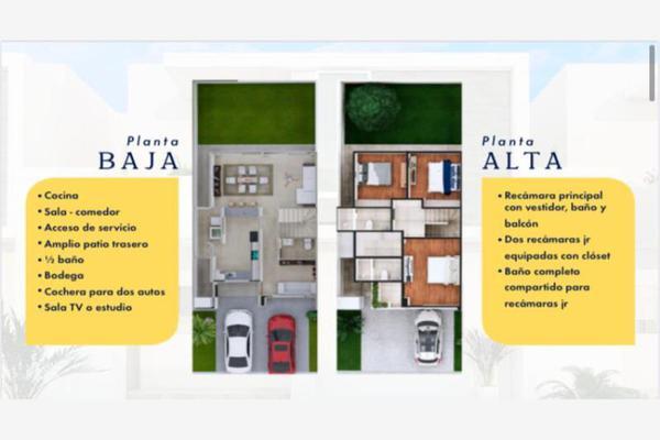 Foto de casa en venta en puerto marfil 0 modelo real, fraccionamiento lagos, torreón, coahuila de zaragoza, 12276773 No. 01