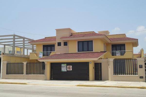 Foto de casa en renta en  , puerto méxico, coatzacoalcos, veracruz de ignacio de la llave, 11460440 No. 01