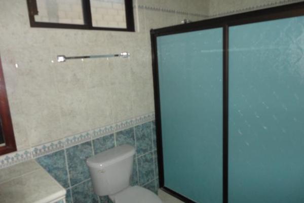Foto de casa en renta en  , puerto méxico, coatzacoalcos, veracruz de ignacio de la llave, 11460440 No. 19
