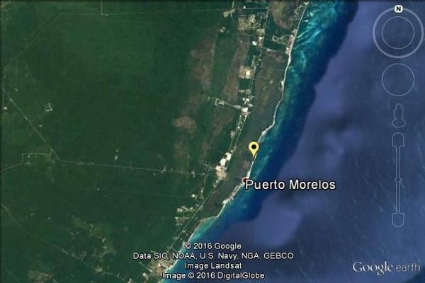Foto de terreno comercial en venta en  , puerto morelos, benito juárez, quintana roo, 5870190 No. 02