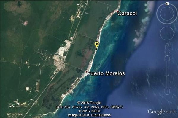 Foto de terreno comercial en venta en  , puerto morelos, benito juárez, quintana roo, 5870190 No. 03