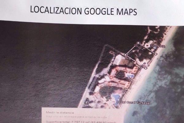 Foto de terreno habitacional en venta en  , puerto morelos, benito juárez, quintana roo, 7314175 No. 06