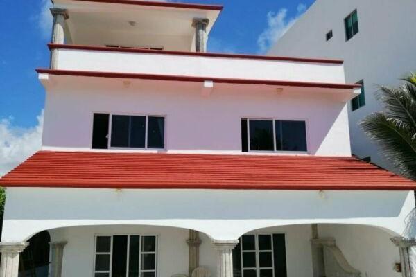 Foto de casa en venta en  , puerto morelos, benito juárez, quintana roo, 8216778 No. 01