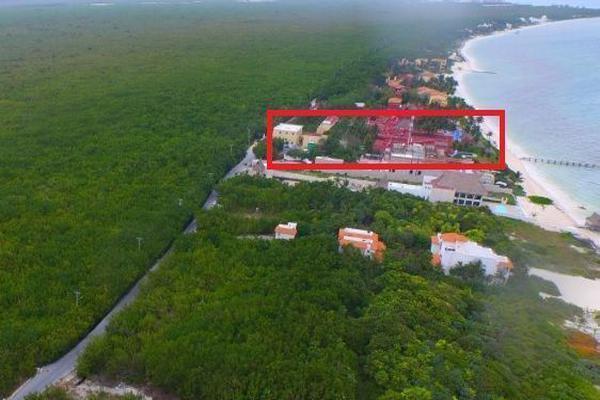 Foto de terreno habitacional en venta en  , puerto morelos, puerto morelos, quintana roo, 7165163 No. 06