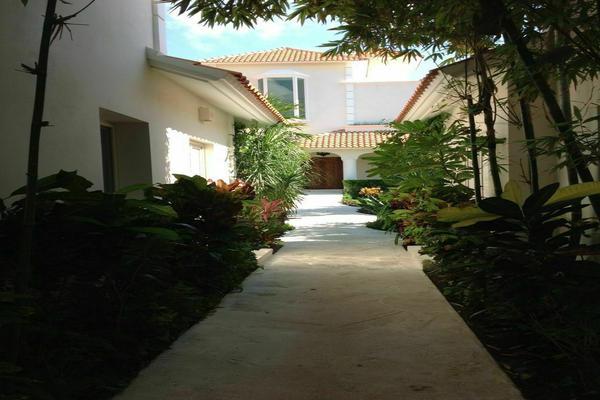 Foto de terreno habitacional en venta en  , puerto morelos, puerto morelos, quintana roo, 7165163 No. 09