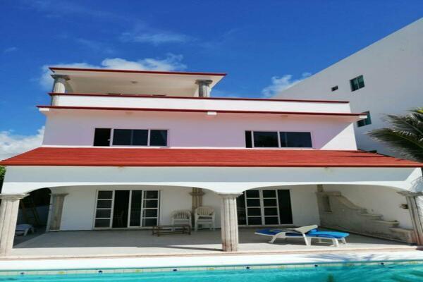 Foto de casa en venta en  , puerto morelos, puerto morelos, quintana roo, 8216778 No. 01
