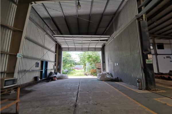 Foto de nave industrial en renta en  , puerto pesquero, carmen, campeche, 18088177 No. 03