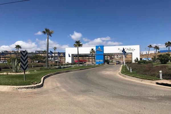 Foto de terreno habitacional en venta en punta azul , nuevo municipio, playas de rosarito, baja california, 7239064 No. 01