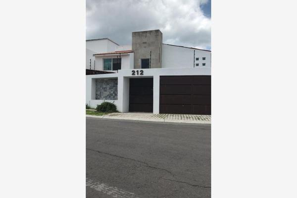 Foto de casa en renta en  , juriquilla, querétaro, querétaro, 5436763 No. 01