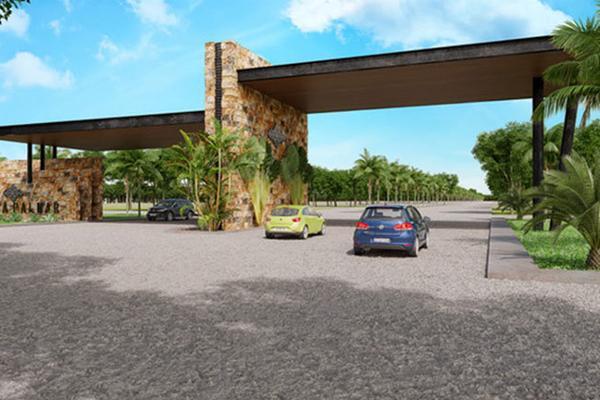 Foto de terreno habitacional en venta en punta palmar , yucatan, mérida, yucatán, 10233312 No. 02