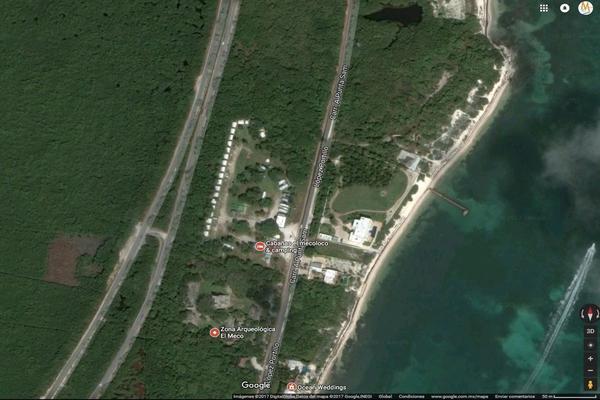 Foto de terreno habitacional en venta en  , punta sam, benito juárez, quintana roo, 15958429 No. 02