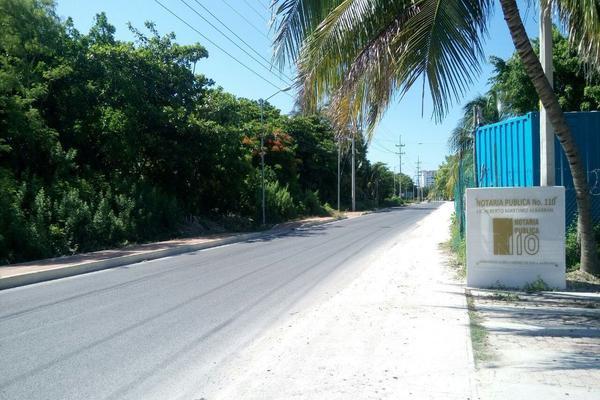 Foto de terreno habitacional en venta en  , punta sam, benito juárez, quintana roo, 15958429 No. 06