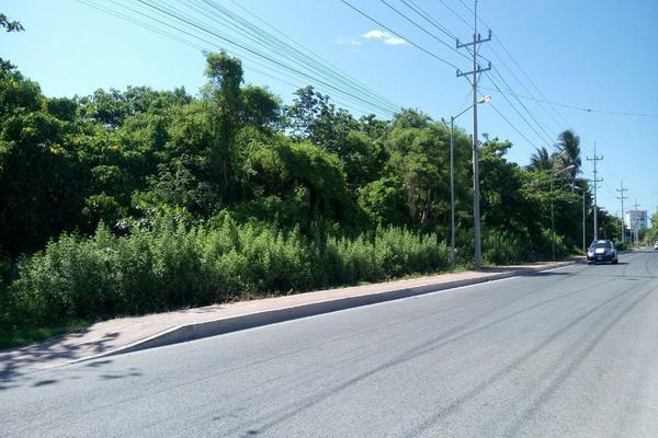 Foto de terreno habitacional en venta en  , punta sam, benito juárez, quintana roo, 15958429 No. 08