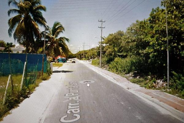 Foto de terreno habitacional en venta en  , punta sam, benito juárez, quintana roo, 15958429 No. 14