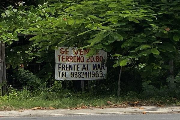 Foto de terreno habitacional en venta en  , punta sam, benito juárez, quintana roo, 0 No. 07