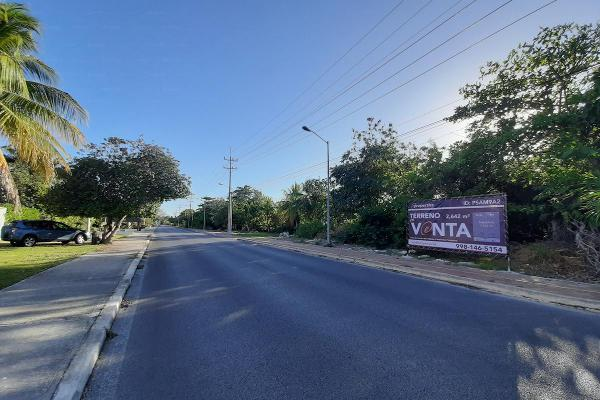 Foto de terreno habitacional en venta en  , punta sam, benito juárez, quintana roo, 9941906 No. 03