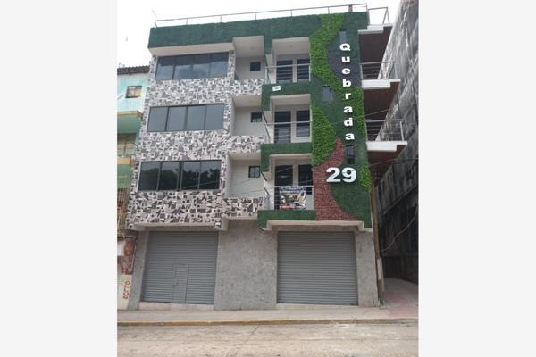 Foto de departamento en venta en quebrada 7, acapulco de juárez centro, acapulco de juárez, guerrero, 13355591 No. 01