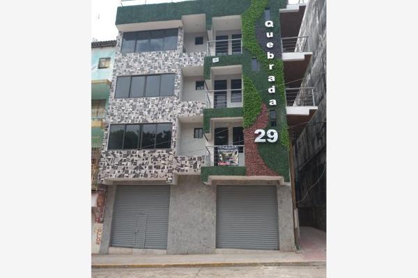 Foto de departamento en venta en quebrada 7, nuevo centro de población, acapulco de juárez, guerrero, 13355591 No. 01