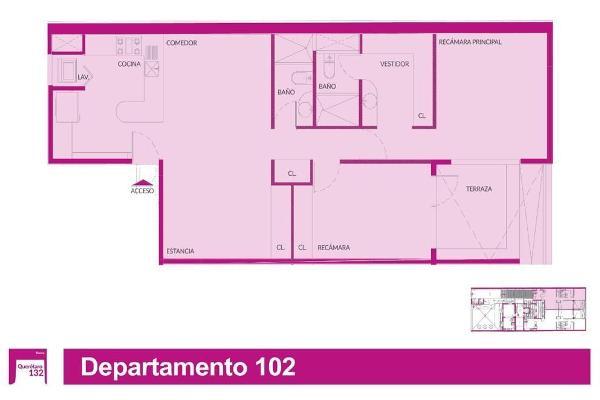 Foto de departamento en venta en querétaro , roma norte, cuauhtémoc, df / cdmx, 5843999 No. 09